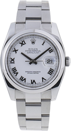 Rolex Datejust Steel  116200-0055